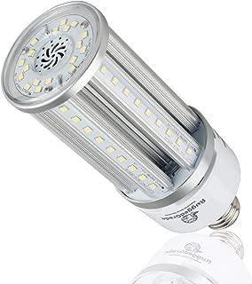 24 Watt LED Corn Light Bulb - 3,120 Lumens - Aries Series LED Corn Light Bulb - Standard E26 Base - 5000K - Replacement for 70 watt HID/HPS/Metal Halide or CFL - High Efficiency 130 Lumen/watt
