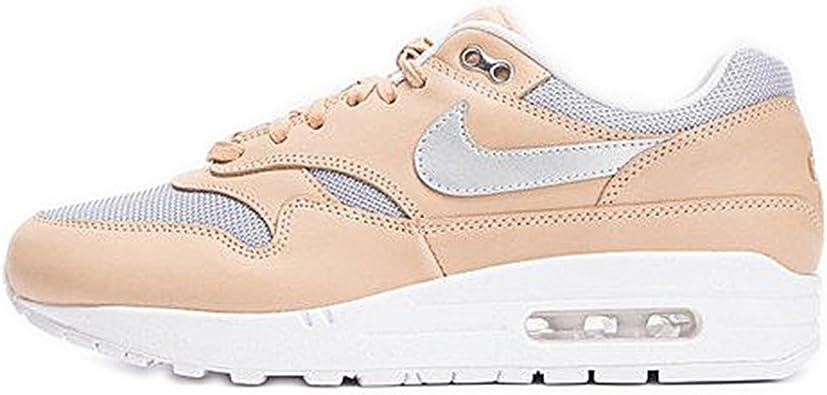 Amazon.com | Nike Womens Air Max 1 SE PRM Trainers AO0795 Sneakers ...