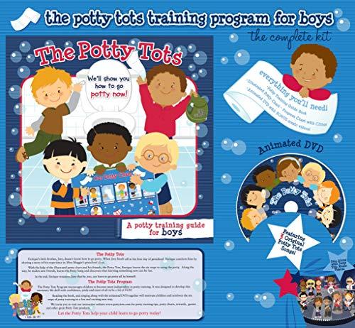 The Potty Tots Potty Training Pr...