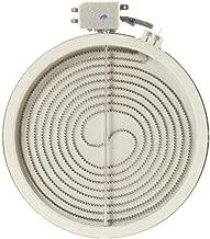 lg white double oven electric range