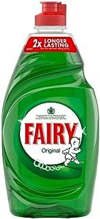 Fairy Original Washing Up Liquid (433ml) - Pack of 2