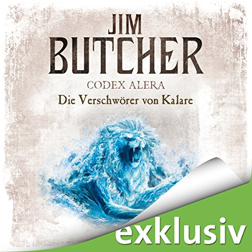 Die Verschwörer von Kalare (Codex Alera 3) audiobook cover art