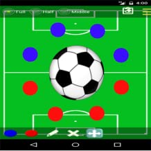 Simple Soccer Board App