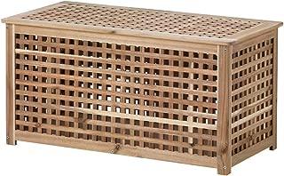 IKEA ASIA HOL Storage Table, Acacia