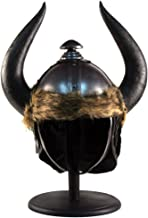 Ace Martial Arts Life Size Steel Fully Functional Helmet