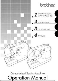 Best brother xr 7700 sewing machine manual Reviews
