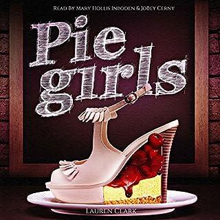 Pie Girls audiobook cover art