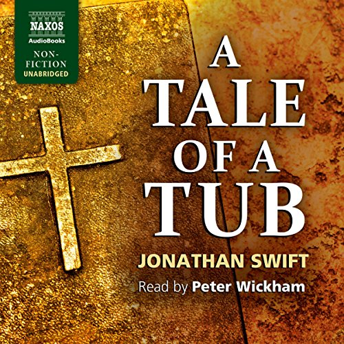 A Tale of a Tub audiobook cover art