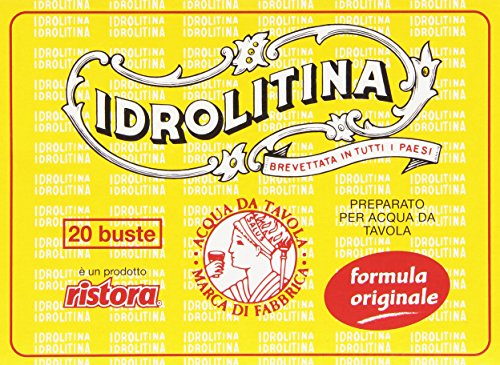 Ristora Idrolitina, Preparato per Acqua da Tavola - 200 gr