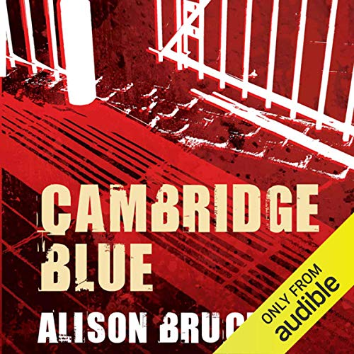 Cambridge Blue audiobook cover art