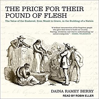 The Price for Their Pound of Flesh cover art