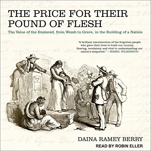 The Price for Their Pound of Flesh audiobook cover art