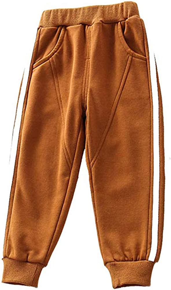 HAXICO Kids Toddler Boys Cotton Max 76% OFF Pants Elastic Baby Jersey Sales of SALE items from new works Harem