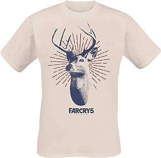 Far Cry 5 - Deer Logo Camiseta Arena M