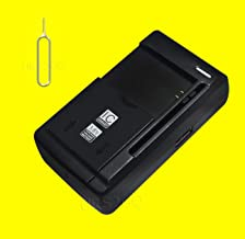 (Quick Charge) Universal Intelligent External Dock Wall Battery Charger for Kyocera DuraXV LTE E4610 Phone