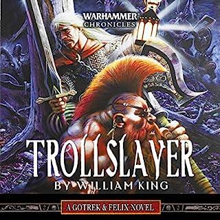 Page de couverture de Trollslayer