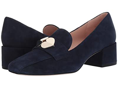 Kate Spade New York Jadena (Navy Suede) Women