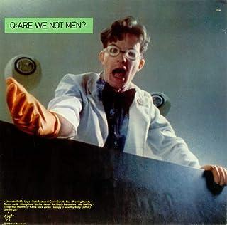 Q: Are We Not Men? A: We Are Devo! - Blue Vinyl