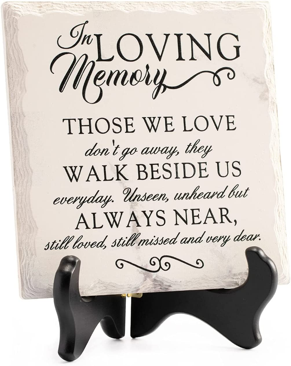 LukieJac Arlington Mall Sympathy Gifts for Loss of One In Memory Mothe Popular products Loved