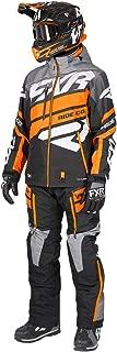 FXR Boost Dri-Link 2PC Lite Monosuit - Orange/Grey/Black - LRG