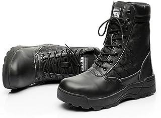 Bottes tactiques de plein air, bottes d'alpinisme, bottes de combat antidérapantes pour le désert, bottes de désert (???,46)