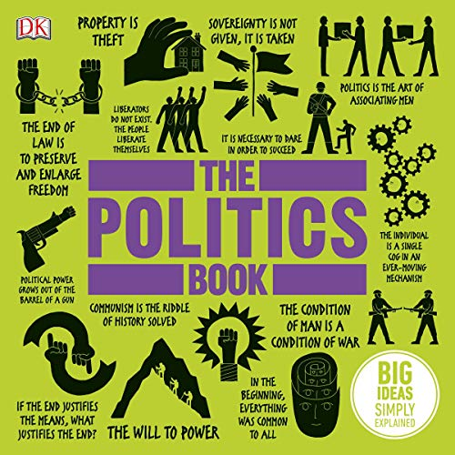 The Politics Book cover art