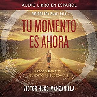 Tu Momento Es Ahora [Your Time is Now] audiobook cover art