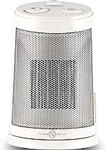 XHHWZB Calentador eléctrico del hogar del calentador eléctrico vertical Oficina de calefacción de ahorro de energía eléctrica calentador de asar estufa caliente Pie Mini mesa de cerámica PTC Calefacci