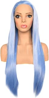 Best light blue lace front wig Reviews