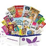 Healthy Vegan Snacks Care Package: Mix of Vegan Cookies, Protein Bars,...