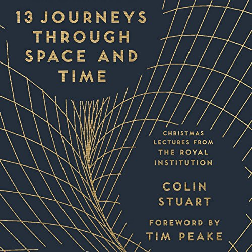 13 Journeys Through Space and Time cover art