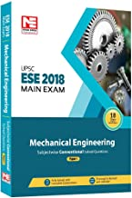 UPSC ESE 2018 Main Exam Mechanical Engineering Subjectwise Conventional Solved Questions Paper-I
