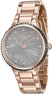 f614c9f15b8 Relógio Seculus Feminino Analógico Dourado 13018LPSVRS2