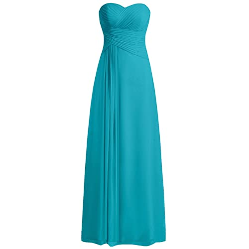 Turquoise Long Dresses
