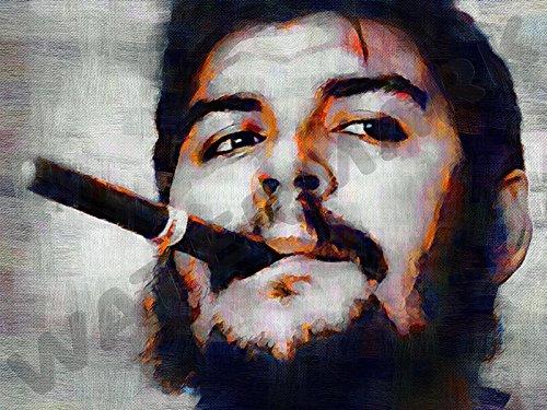 Posters-Galore Che Guevara EL Che Marxist Revolutionary ICON Art Print Poster