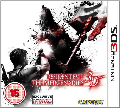 Resident Evil : The Mercenaries 3D [UK Import]
