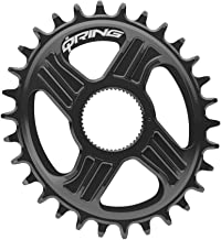 rotor Oval Q-Ring: For Hawk and Cranksets Direct Mount 32T Black