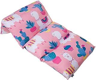 Wildkin - Tumbona para niños y niñas, Ideal para Viajes y Fiestas de Pijamas, Requiere 4 Almohadas de tamaño estándar (no ...