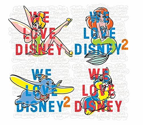 Coffret We Love Disney