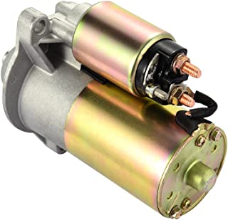 ACUMSTE 3205 New High Torque Starter for Ford 5.0L 302 5.8L 351 w/AT Trans 5 Speed Mustang, 3268, 3C24-11000-AA, F7SU-AA