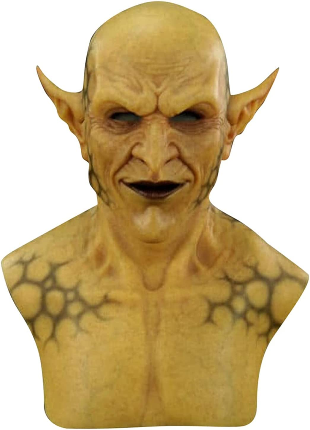 Devil Skull Max 77% OFF Mask Horror Halloween Comfortable Beauty products Adult Grimace