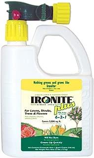 Ironite Plus Lawn And Garden Ready To Spray 6-2-1 32oz 100099057