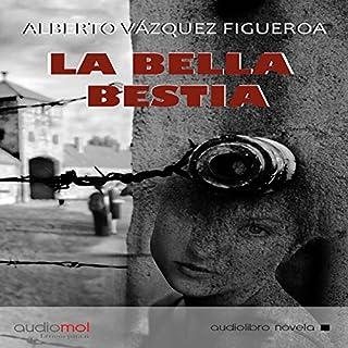 La bella bestia [The Beautiful Beast] audiobook cover art