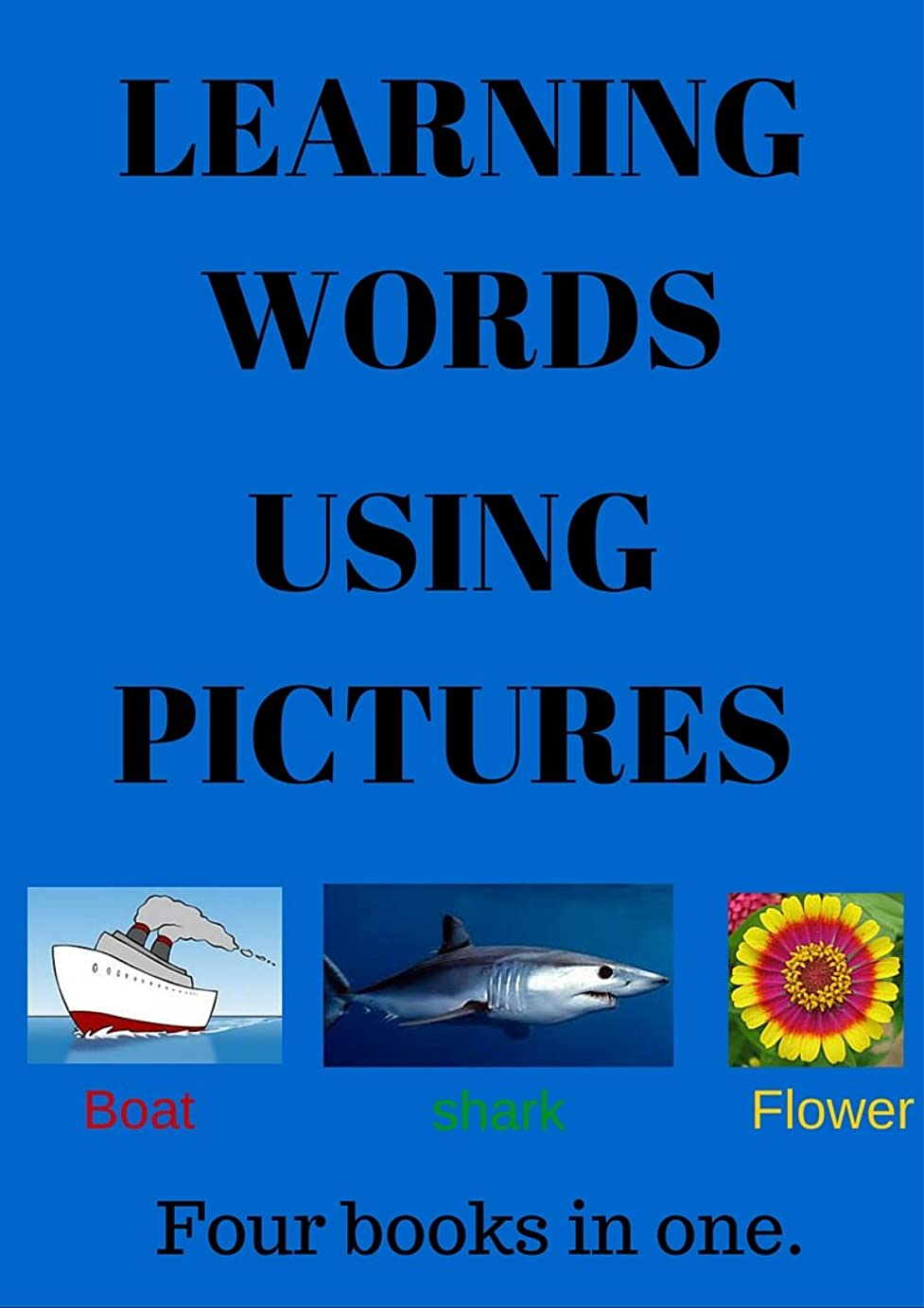 楽しませる縁滑るPicture books:: Learning words using pictures ( picture books ) (English Edition)