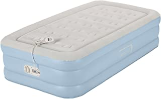 AeroBed Air Mattress with Built in Pump | Air Bed with One-Touch Comfort Pump, Twin