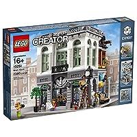LEGO Creator Expert Brick Bank Building Kit (2380 Piece) [並行輸入品]