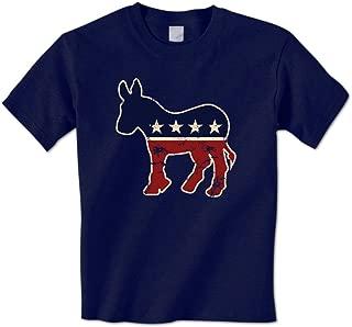 Democratic Party Donkey - USA Democrat Liberal Mens T-Shirt