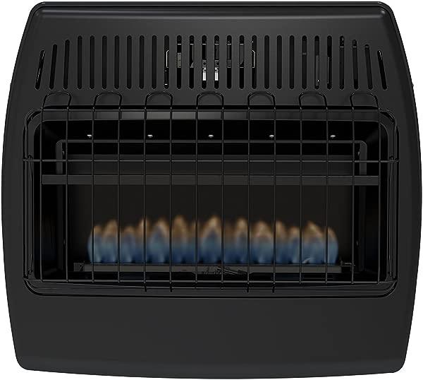Dyna Glo GBF30DTDG 2 30 000 BTU Blue Flame Vent Free Garage Heater