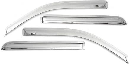 94858 fits 04-15 Nissan Titan R Side Window Vent-Ventvisor Deflector 4 pc