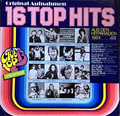 Various - 16 Top Hits - Aus Den Hitparaden Januar / Februar 1984 - Top 13 Music-Club - 40 130 7